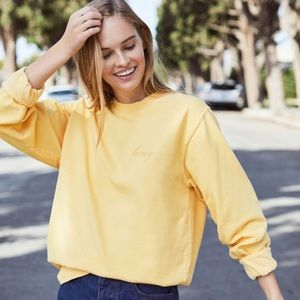 Brandi Melville Sweatshirt